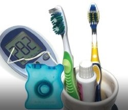 Diabetes y salud bucal